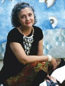 Laura Esquivel -Escritora Mexicana.