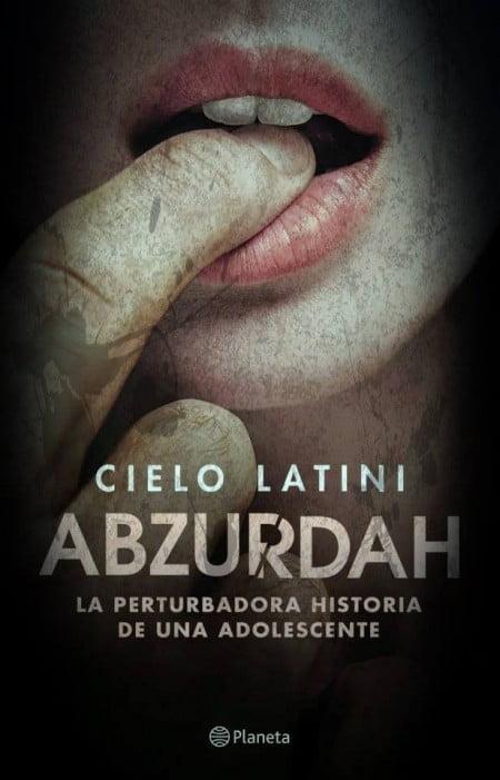 Portada del libro Abzurdah